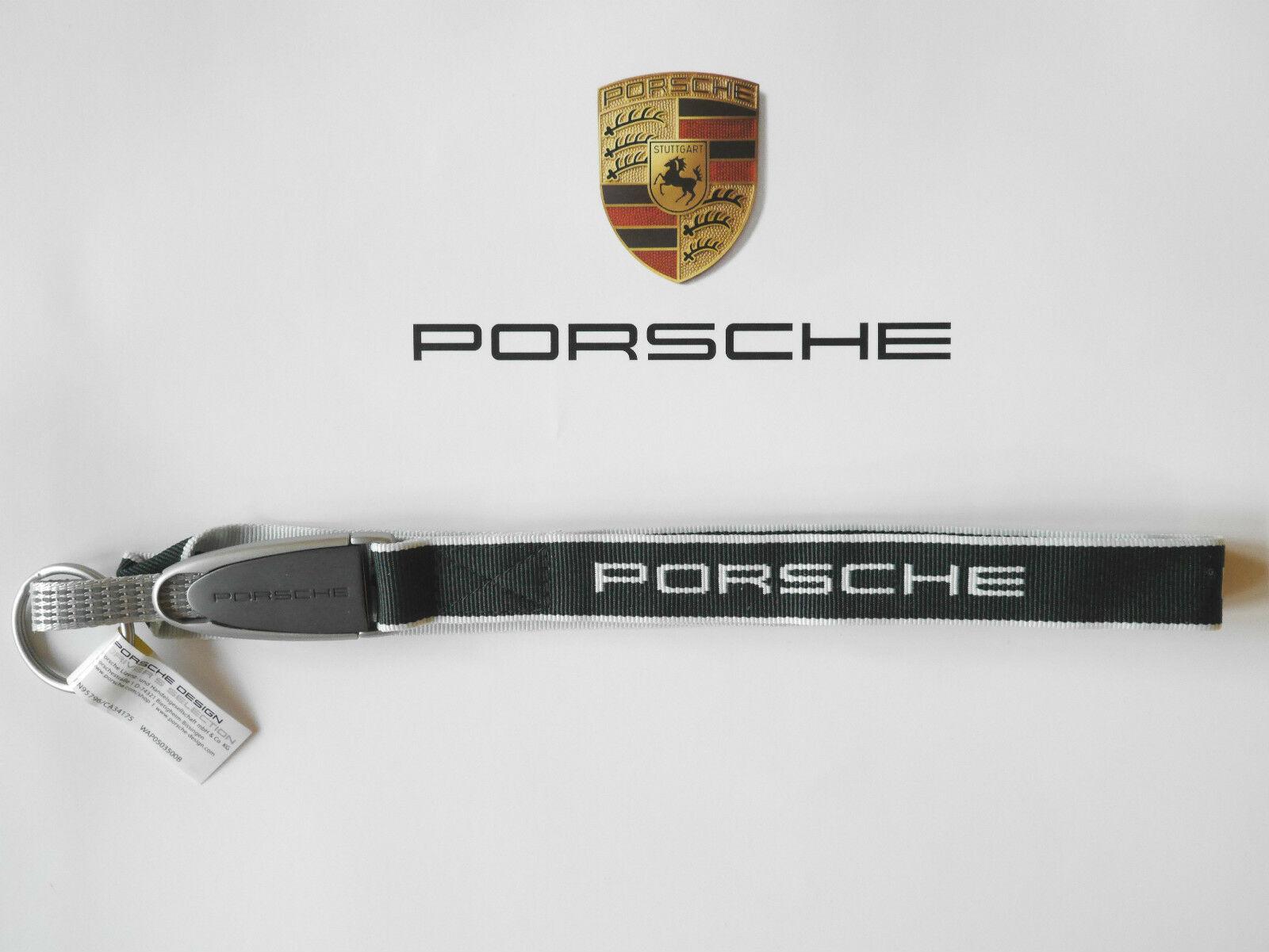 Porsche Drivers Selection: Schlüsselbänder Schlüsselanhänger